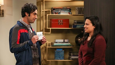 The Big Bang Theory 12x12 : The Propagation Proposition- Seriesaddict